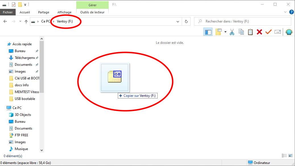 [DOSSIER] Créer simplement et rapidement une clé USB multiboot 13-copie-iso