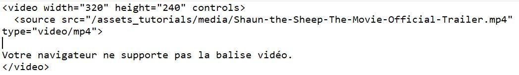 Intégrer une vidéo dans un forum [NEW] Video-forum