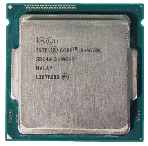 [DOSSIER] Overclocking d'un Intel core i5 4670K - 2° partie I5-4670k