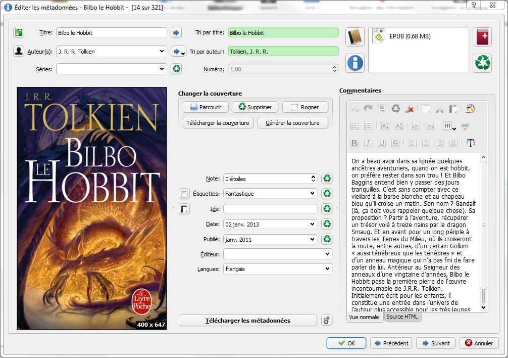 [DOSSIER] Liseuse électronique : gérer sa bibliothèque avec CALIBRE Calibre4
