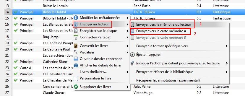 [DOSSIER] Liseuse électronique : gérer sa bibliothèque avec CALIBRE Calibre5