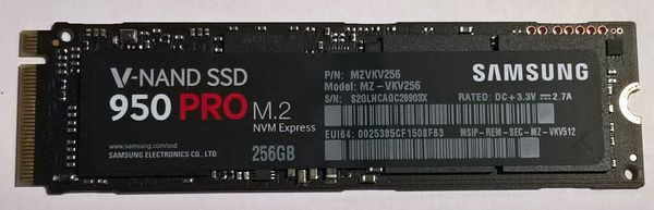 [DOSSIER] Présentation d'un disque SSD au format PCI-E interface NVMe V-nand%20SSD