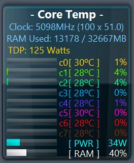 "[DOSSIER] Overclocking Intel Core i7 10700K ""Overclocking manuel sur les 8 cœurs""  Power-5.1GHz"