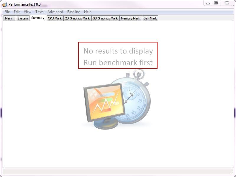 Puissance globale d'un PC Passmark6