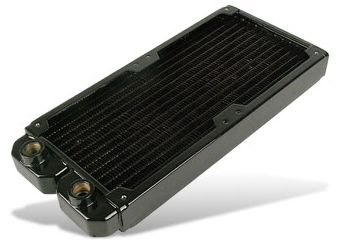 [DOSSIER] Overclocking d'un Intel core i5 4670K - 3° partie Radiateur-2x120