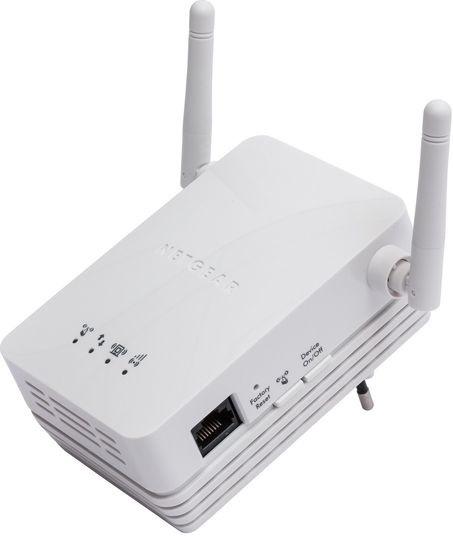 Tests réseau CPL répéteur WIFI Netgear_wn3000rp