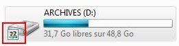 Partager dossiers ou partitions avec Windows 7 Droits18