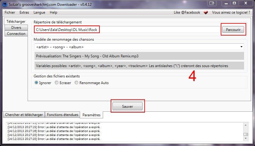 [DOSSIER] Scilors : télécharger des MP3 Scilors2