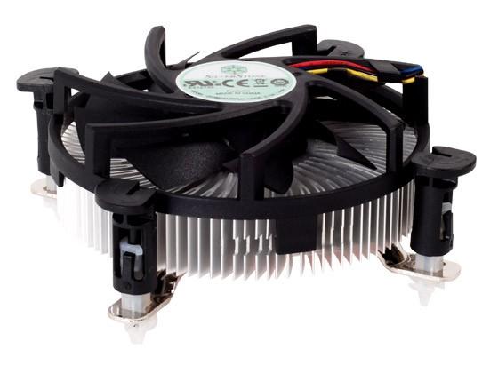 [DOSSIER] Ventilation et refroidissement Venirad-intel-c2d