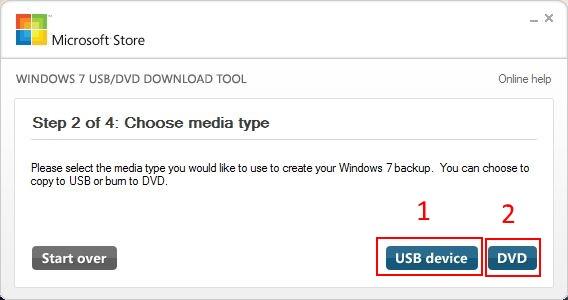WINDOWS 10 1709 (installer, télécharger l'ISO et créer une clé ou DVD) Usb-dvd-3