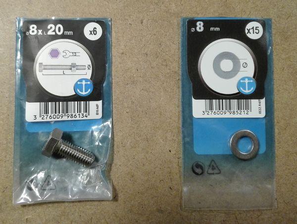 5 - Préparation avant montage Boulon-rondelle-8-inox