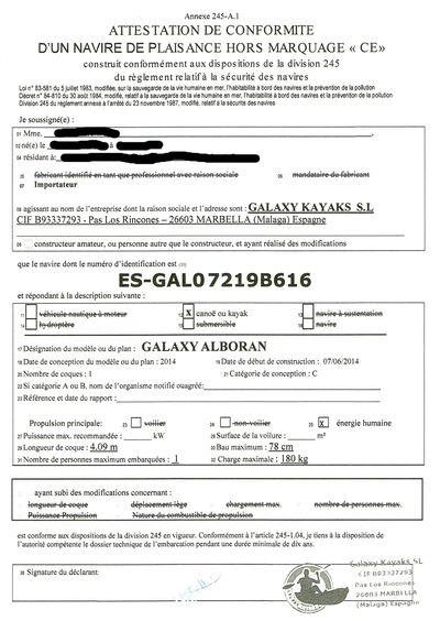 Immatriculation du kayak Certificat-conformite-400
