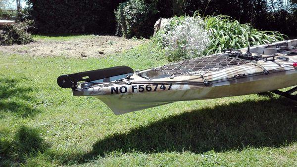 Immatriculation du kayak Numero-2