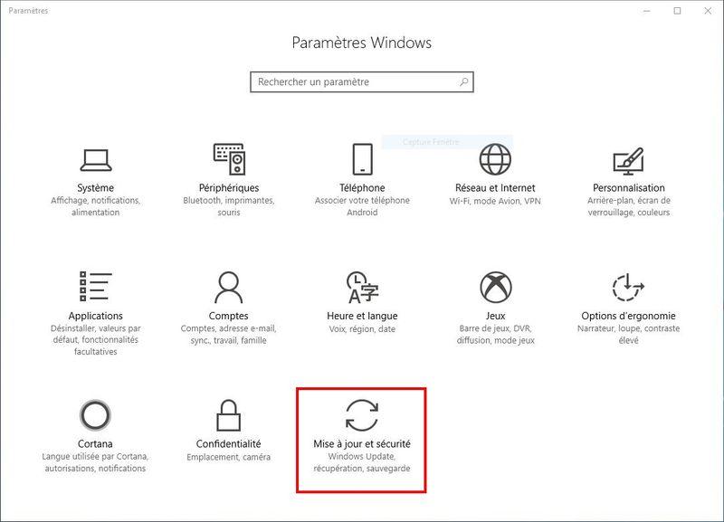 WINDOWS 10 1709 (installer, télécharger l'ISO et créer une clé ou DVD) Para-w10