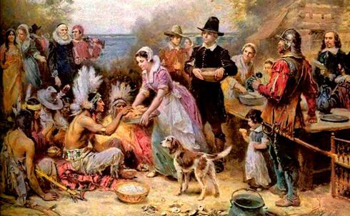 Thanksgiving: The Forgotten History of America's Thanksgiving and What It Commemorates Thanksgiving_fiction_11-27-2012
