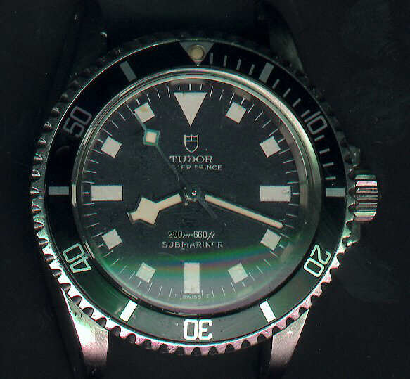 Tudor Submariner MN742