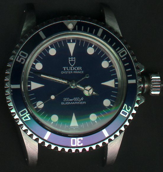 Tudor Submariner MN83