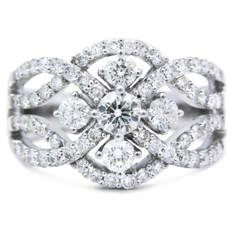 اروع واجمل خواتم الزواج للعروس 1-4