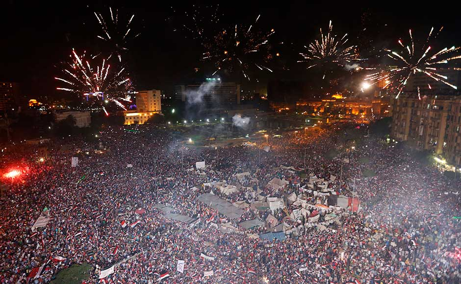 Egypt: Breaking News 1Morsi_ousted_Reuters