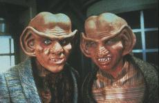 STAR TREK TOS-TNG-DS9-VOY-ENT Ferengis