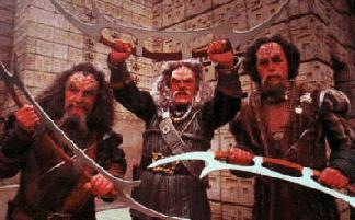 STAR TREK TOS-TNG-DS9-VOY-ENT Klingons