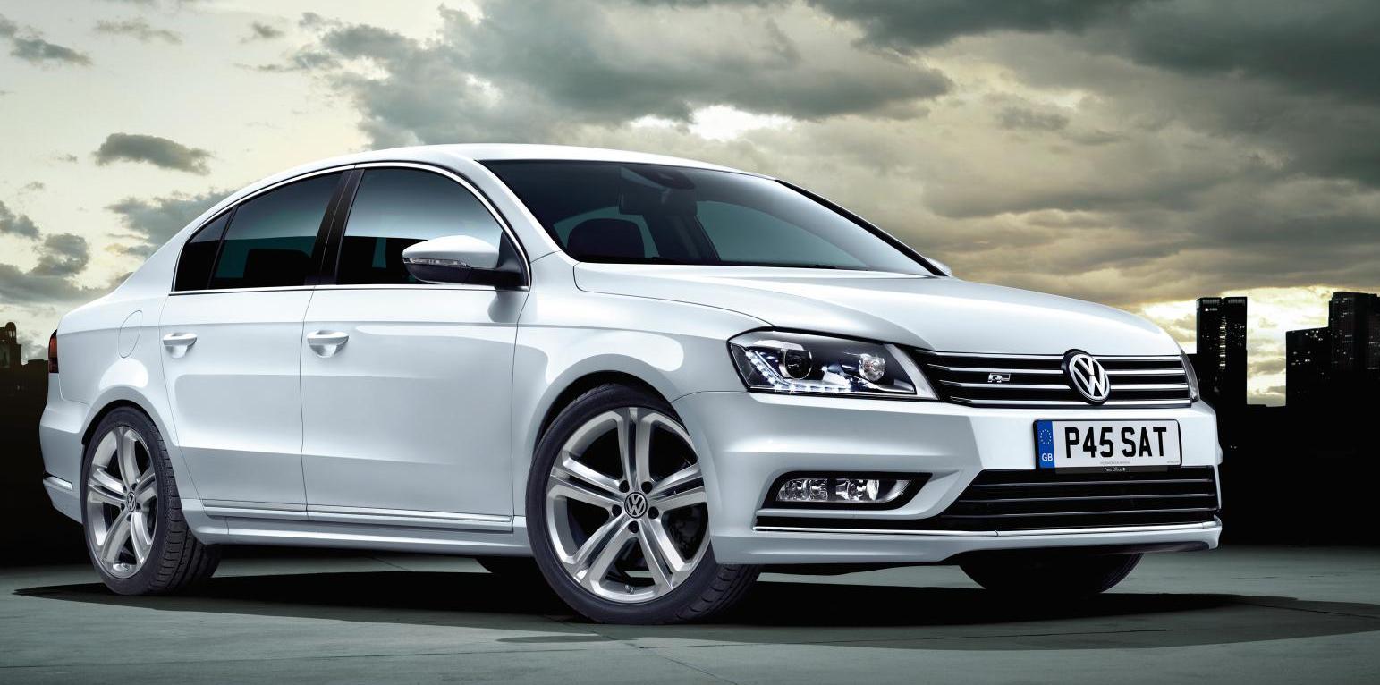 Ý nghĩa đằng sau tên những chiếc xe và hãng xe VW-Passat-R-Line