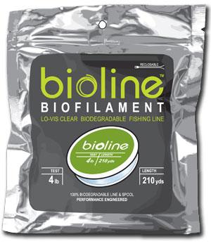 Bioline la primera línea de pesca biodegradable del mundo Bioline