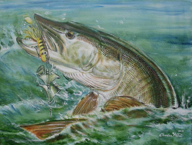 Omaž ribolovcu i ribolovu - Page 6 Waterwolf-surfacing-painting