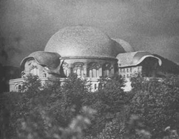Cenni Biografici di Rudolf Steiner  Goetheanum1ridotta
