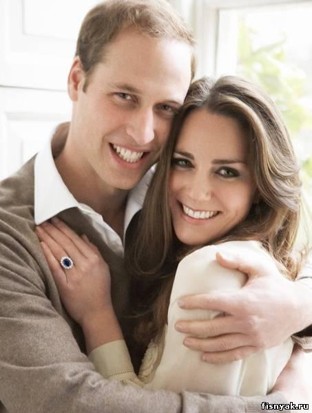 Королевская свадьба: Как Британия нарядилась к торжеству 40597959
