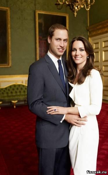 Королевская свадьба: Как Британия нарядилась к торжеству 71120784