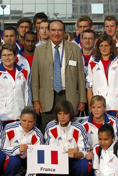 Universiade 2009 : Belgrade FLAG_RAISING_CEREMONY_060
