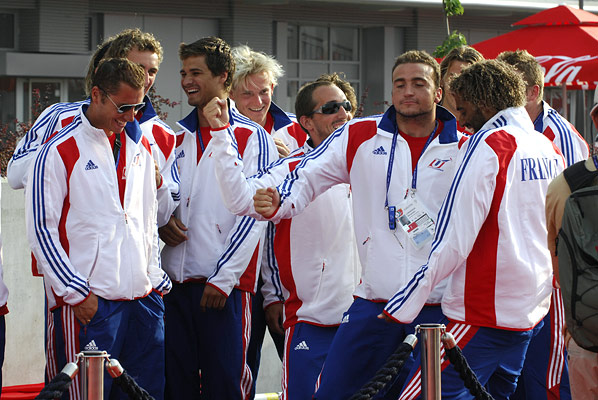 Universiade 2009 : Belgrade FLAG_RAISING_CEREMONY_061