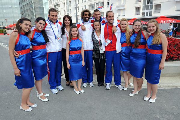 Universiade 2009 : Belgrade FLAG_RAISING_CEREMONY_064