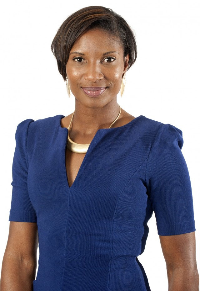 ¿Cuánto mide Denise Lewis? - Real height Denise-lewis-640x928
