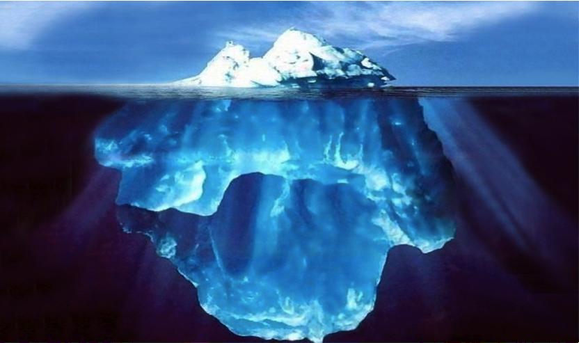 F.B et vecteurs de communication Iceberg