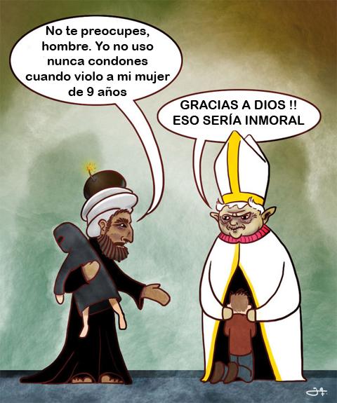 Humor gráfico sobre las religiones y dioses - Página 4 Religion