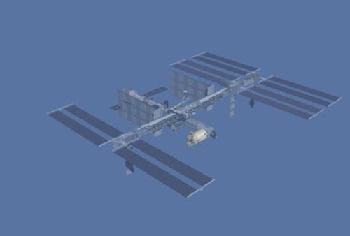 ISS: planning et evolution 2007 1E