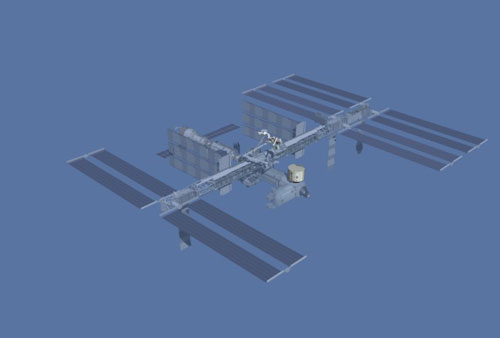 ISS: planning et evolution 2007 1JA