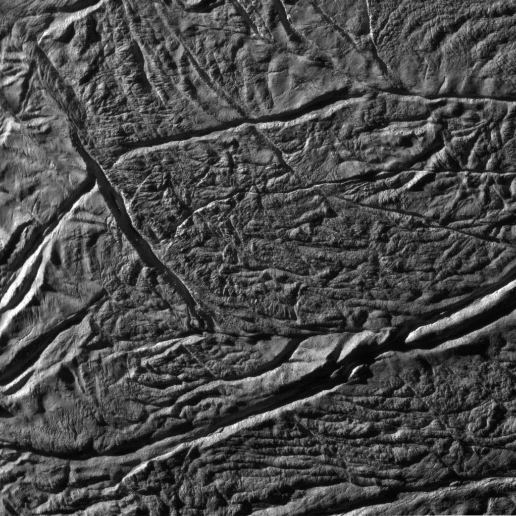 Les régions des sources de jets d'Encelade Jets2g
