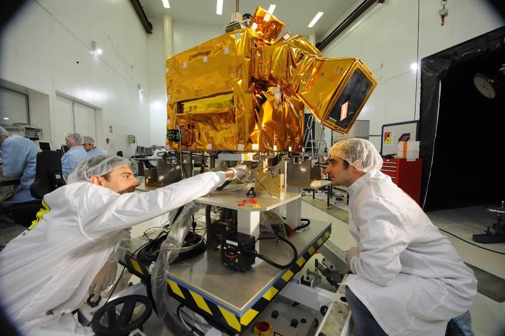 Picard : 3 instruments pour étudier la variabilité du Soleil 03g