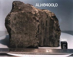 Des bactéries martiennes trouvées dans une ancienne météorite - Page 3 ALH84001_a