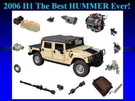 HUMMER H1 ALPHA  Slide-01
