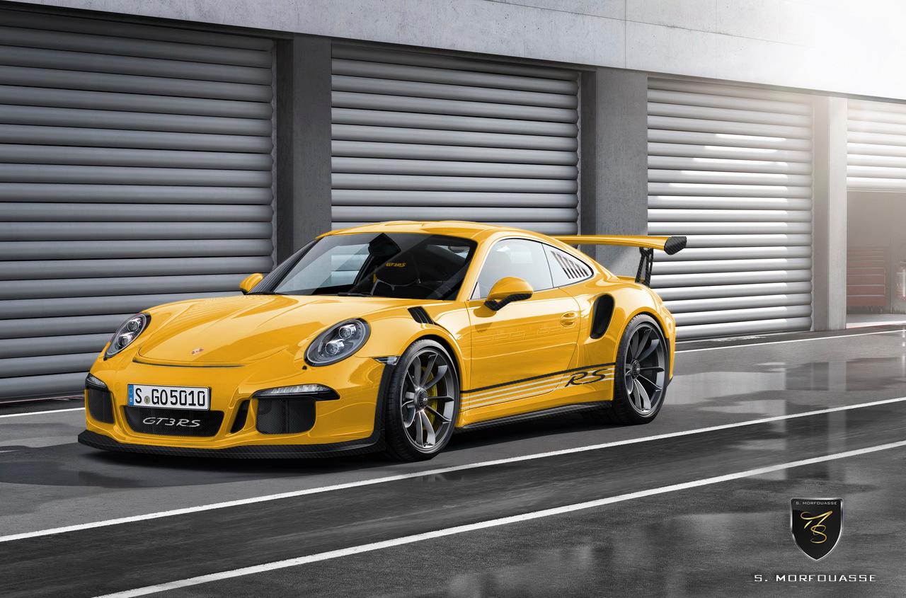 Mon TT mk1 3.2 jaune imola  911-gt3-rs-jaune-speed-options