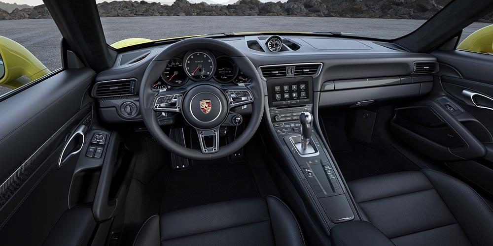 991 Turbo et 991 Turbo S phase 2 P15-1241