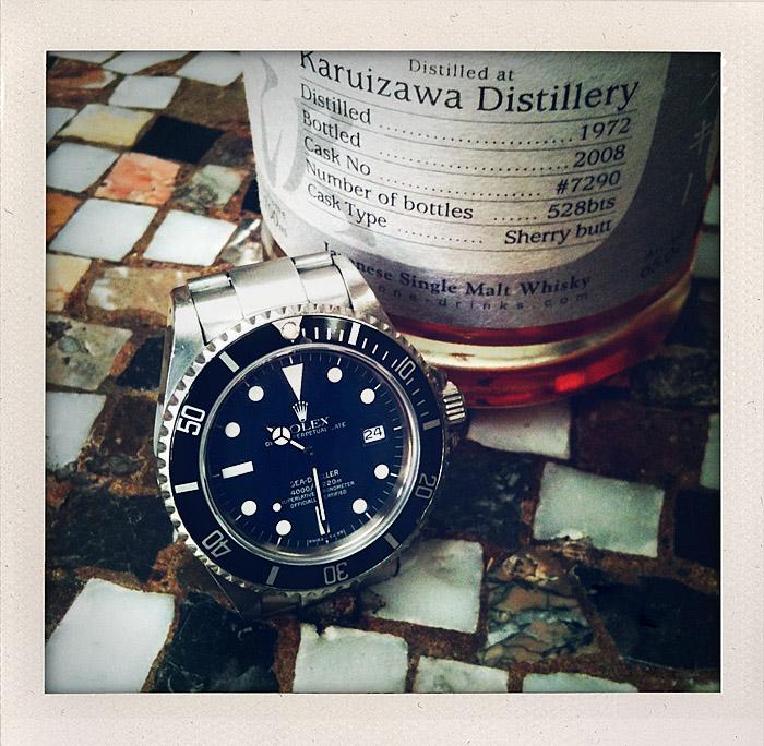 vostok - Votre montre du jour - Page 33 16660whisky