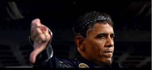 [Jeu] Suite d'images !  - Page 16 Obama-emperor-thumbs-down
