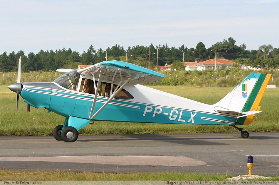 Aero Boero FS2004 e FSX Aeroboero_ab115_felipeletnar