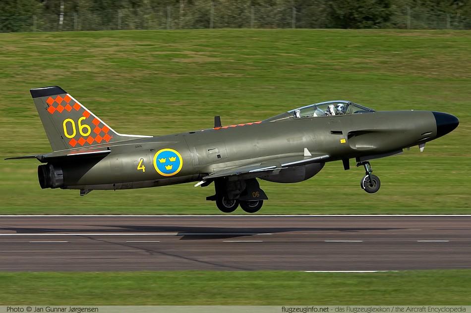 اسرع 50 طائرة في العالم Saab_j32dlansen_janjorgensen