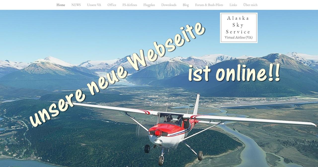 Alaska Sky Service - Portal Assvaweb